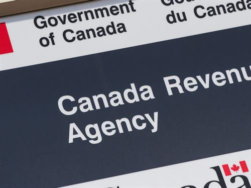 Making a Payment to Canada Revenue Agency